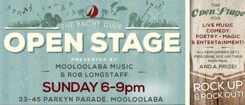The Yacht Club Open Stage