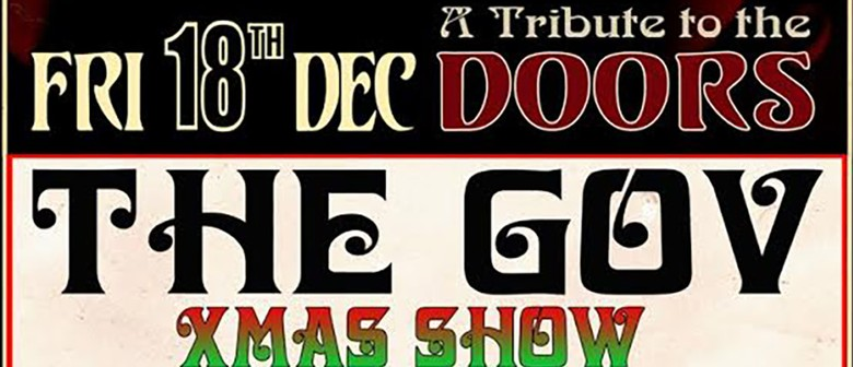 Absolutely Live - The Doors Tribute Show