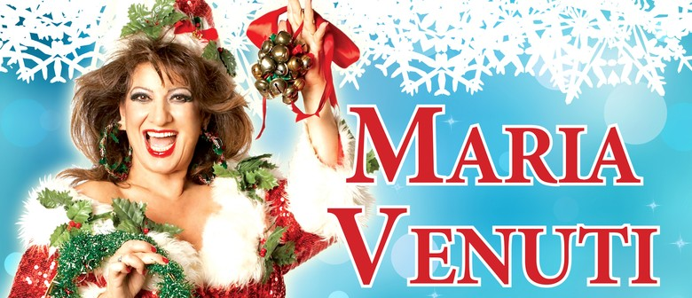 Maria Venuti As Mama Clause