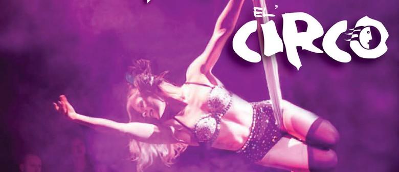El' Circo: New Year's Eve - Sydney - Eventfinda