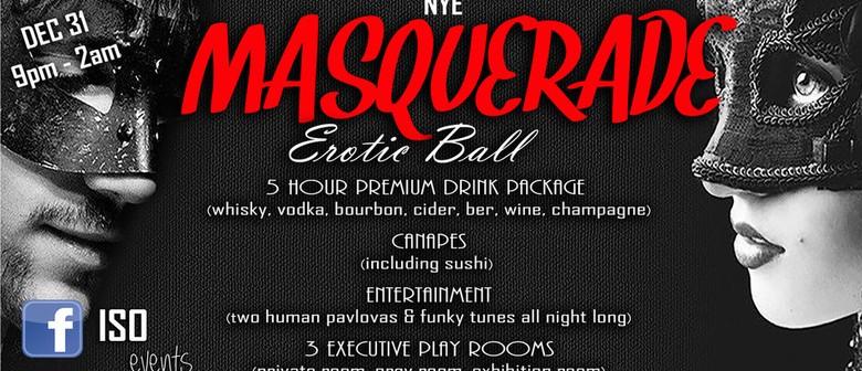 New Years Erotic Masquerade Ball