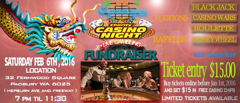 ABC Charity 2016 Casino Fundraiser Night Out