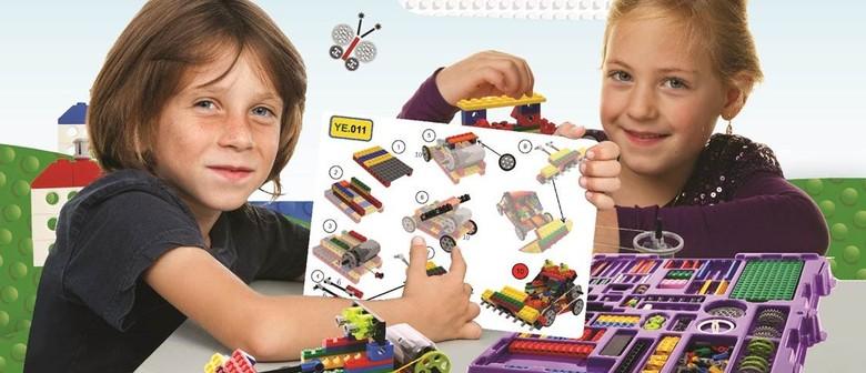 E² Young Engineers' Lego Challenge Program