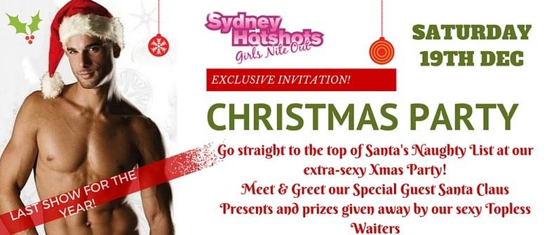 Sydney Hotshots Christmas Party