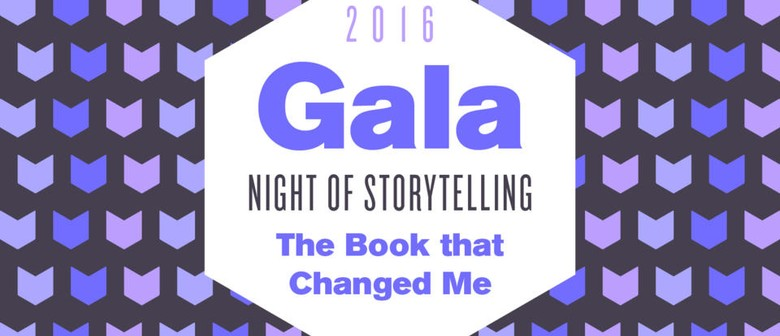 Gala Night of Storytelling 2016 - The Book That Changed Me