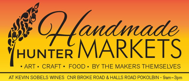 Handmade In the Hunter Markets' Market Marathon