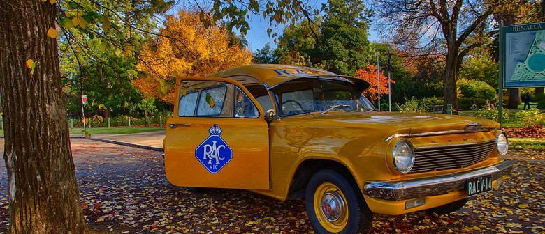 Benalla And District Classic Car & Motorbike Tour