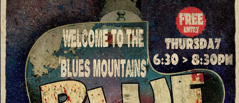 The Blue Mountain Devils - Welcome To The Blues Mountains