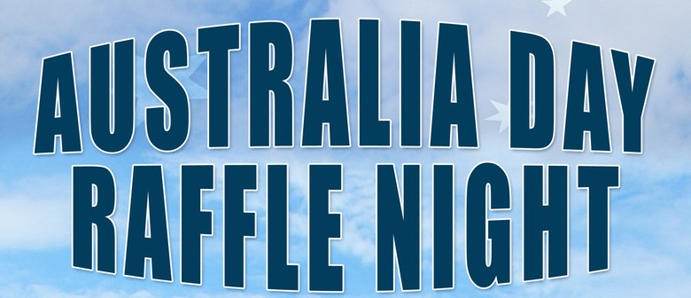 Australia Day Raffle Night