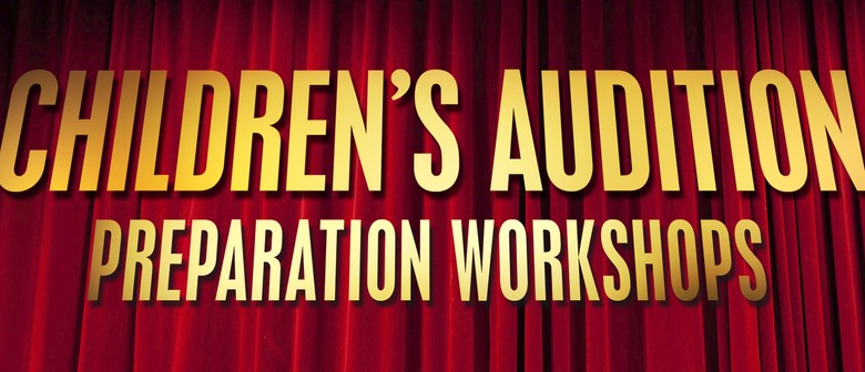 Children's Audition Prep Workshop Focusing On Sound of Music