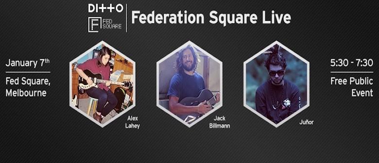 Fed Square Live