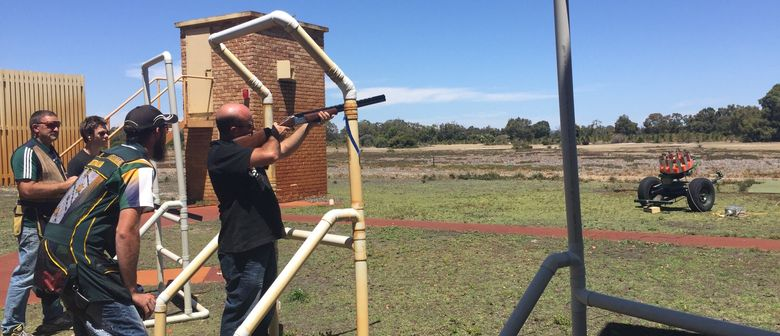 Have A Shot, Experience Real Clay Target Shooting