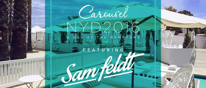 Carousel NYD 2016 - A Day At The Hamptons