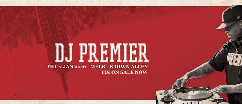Brown Alley presents DJ Premier