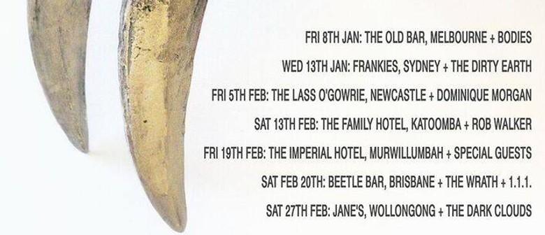 The Mis-Made & Blackbreaks - Double Headline Singles Tour