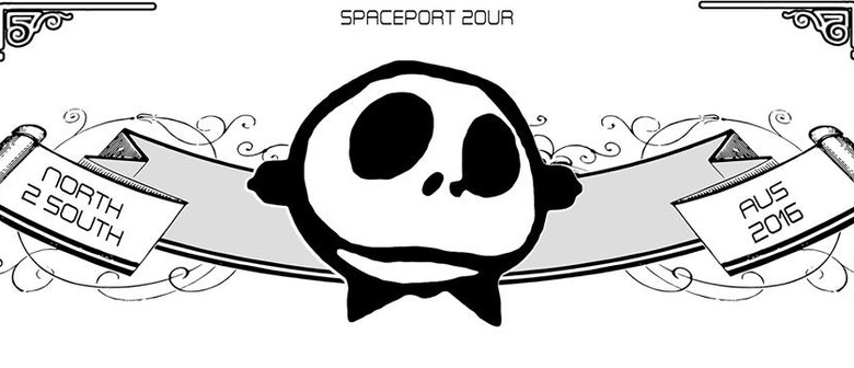 Spaceport 2our Arts and Hip Hop Party