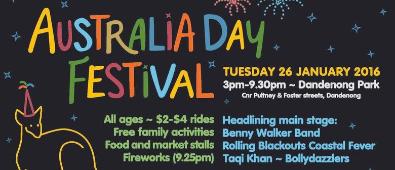 Australia Day Festival 2016