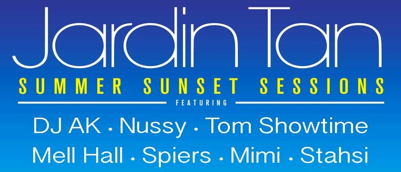 Jardin Tan Summer Sunset Sessions
