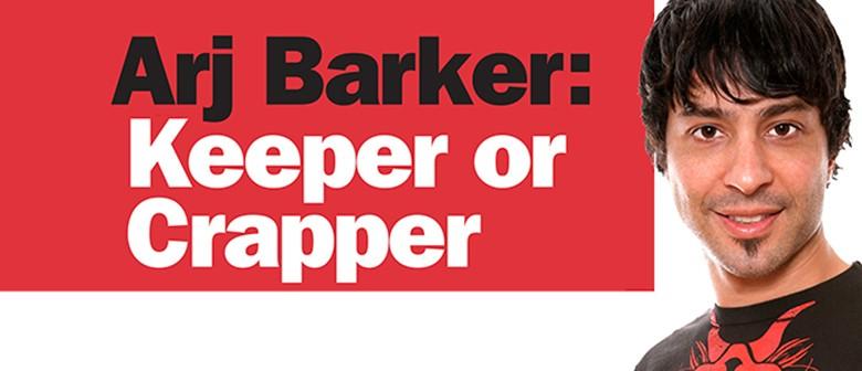 Arj Barker - Keeper Or Crapper