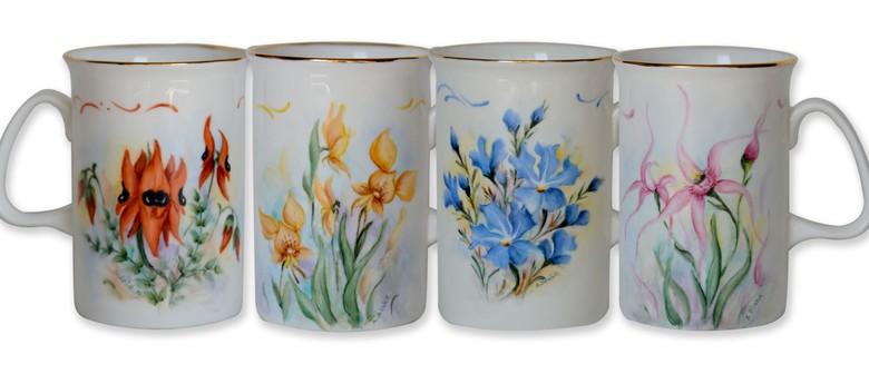 Be Inspired - Porcelain Art Exhibition