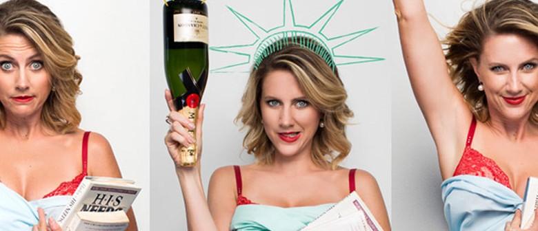 Adelaide Fringe 2016 - Amelia Ryan Is Lady Liberty