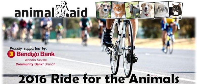 2016 Ride For The Animals