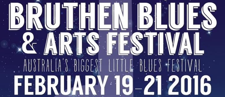 Bruthen Blues & Arts Festival