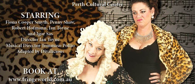 DivaLicious and The Impresario  - A Comedy With Music