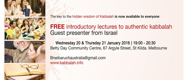 Introductory Lectures On Authentic Kabbalah