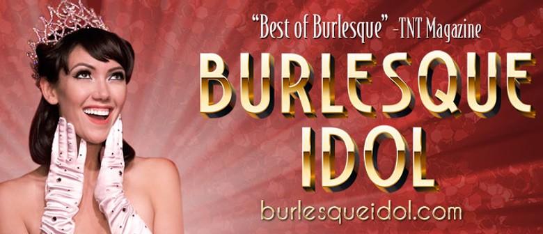 Adelaide Fringe 2016 - Burlesque Idol
