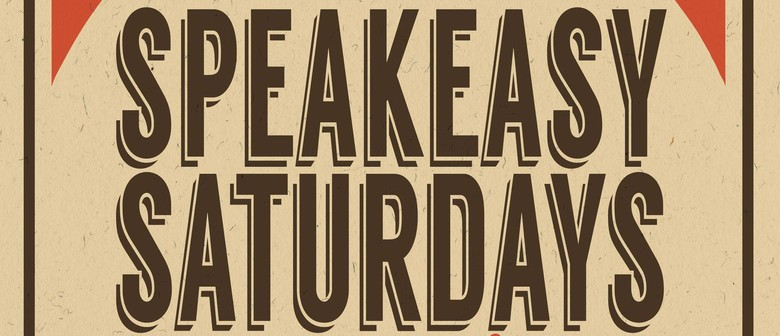 Speakeasy Saturdays With The Three-Handed Beat Bandits