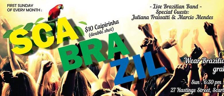 Sca Bra Zil - Scarborough's Best Brazilian Night