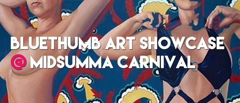 Bluethumb Art Showcase - Midsumma Carnival