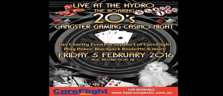 Roaring 20s Fest - Gangster Gaming Casino Night