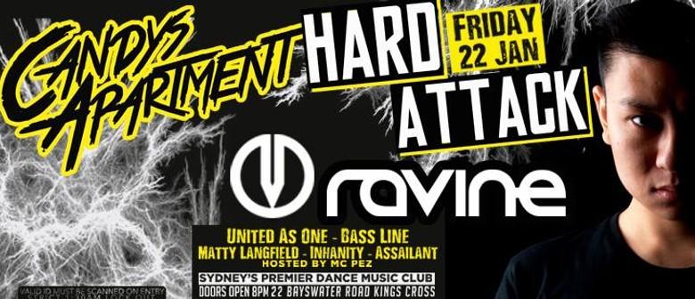 Hard Attack ft. DJ Ravine