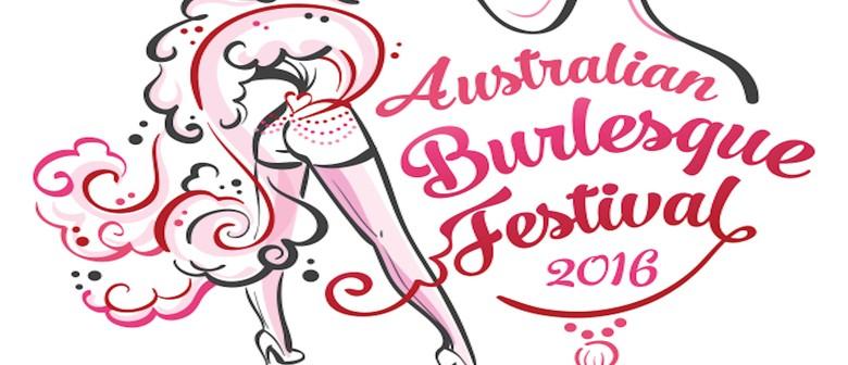 2016 Australian Burlesque Festival - Shake-O-Rama