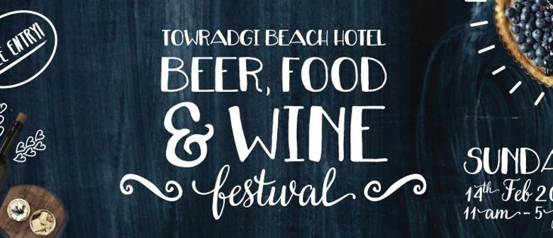 Beer, Food and Wine Festival