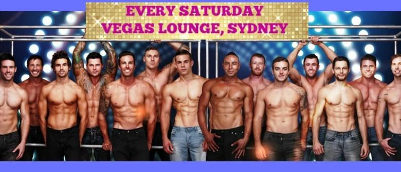 Sydney Hotshots - Australia's Number 1 Male Revue!