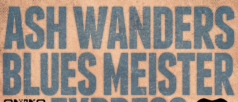Ash Wanders' Blues Meister Express: Roaring 20s Festival