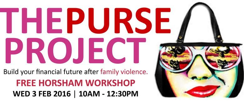 Purse Project Workshop For Women