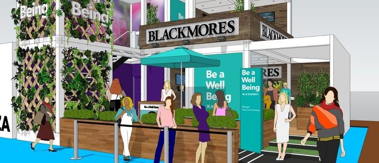 Australian Open - Blackmores Wellbeing Oasis