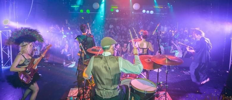 The Woohoo Revue - Brunswick Music Festival
