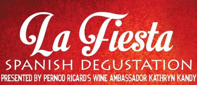 La Fiesta Spanish Degustation