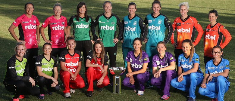 Rebel WBBL Semi-Final 1: Sydney Thunder Vs Perth Scorchers