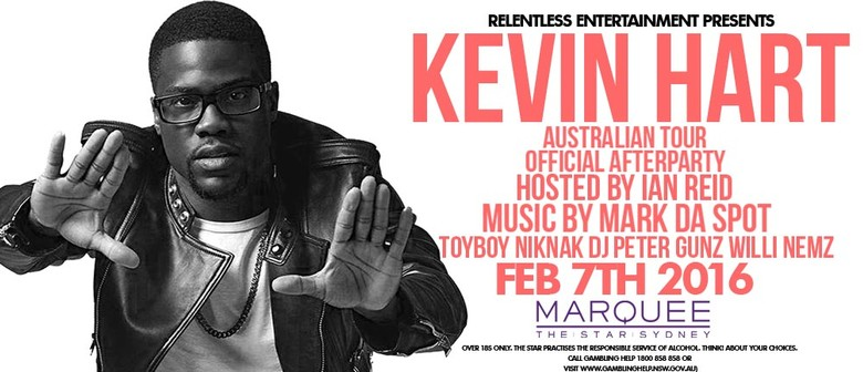 Kevin Hart Afterparty