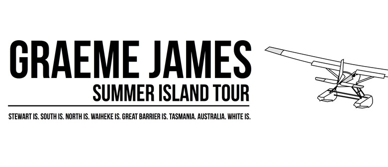 Graeme James & Great Earthquake