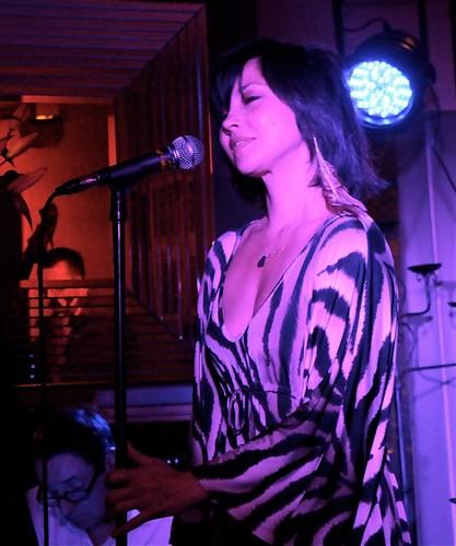 Rebecca Mendoza With JMQ Jazz Ensemble