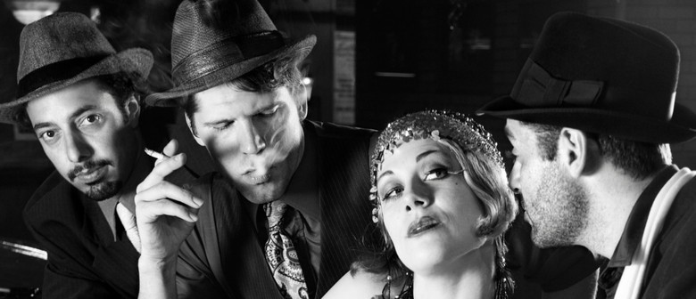 Burlesque Showboat - 1920s Gangsters and Flappers Cruise