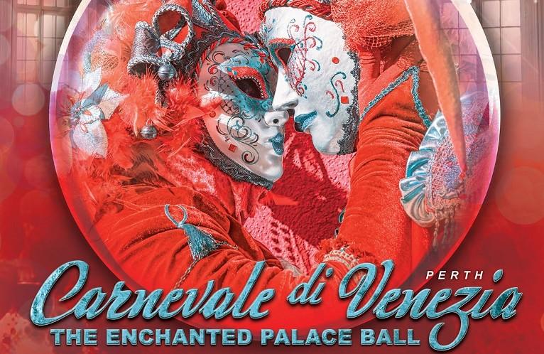 Perth carnevale di venezia enchanted palace ball perth for 150 adelaide terrace perth
