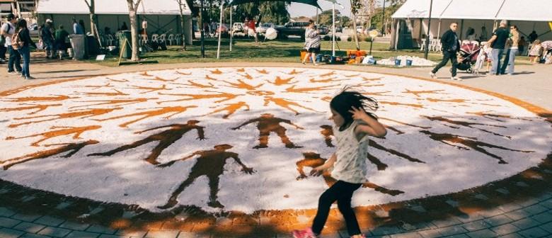 Stretch Arts Festival Weekend